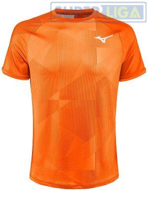 Мужская футболка Mizuno Shadow Graphic t-shirt (K2GA9010-53)